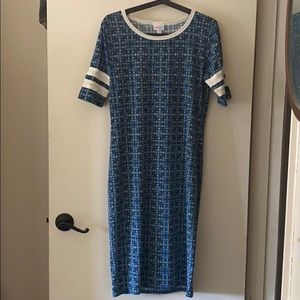LuLaRoe Julia dress